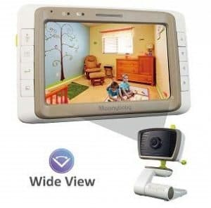 Baby Monitor Camera - Moonybaby